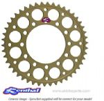 520 Pitch Renthal Rear Sprocket - Yamaha R6 (06-16)